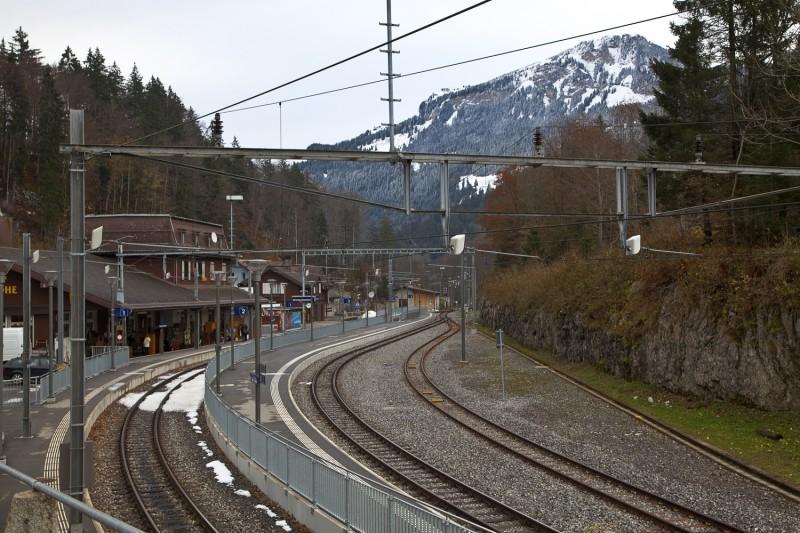 Brünig 1008m