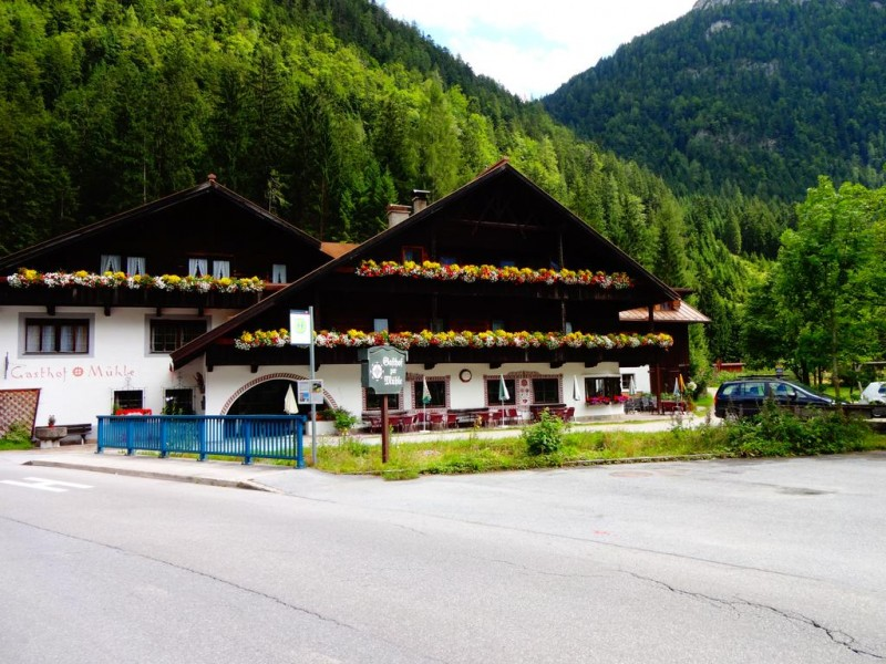 Burggraben 1035m