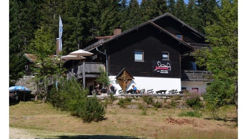 Chamer Hütte 1289m