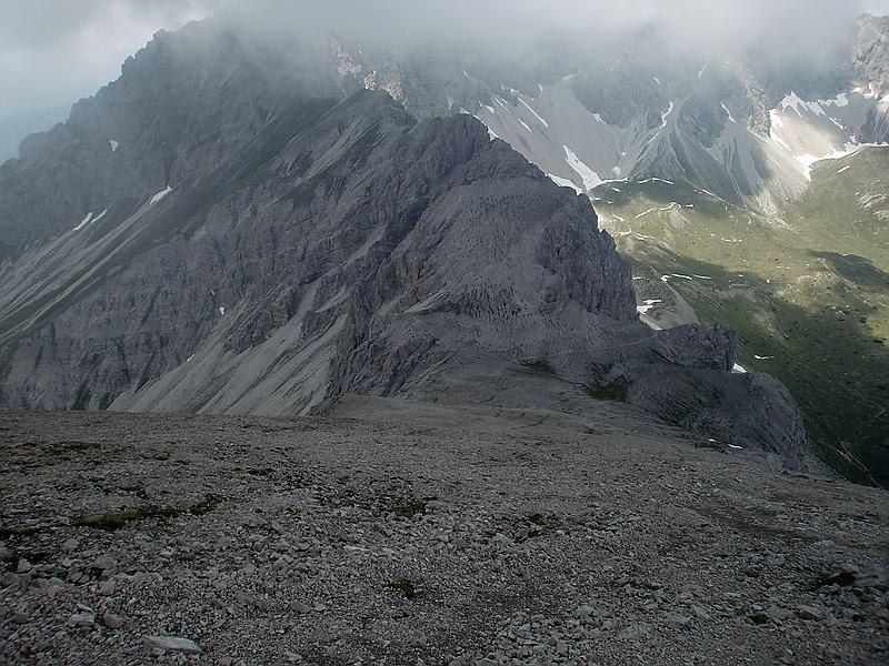 Eisenschuß 2615m