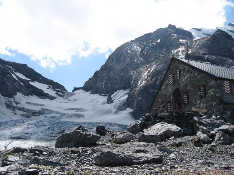 Fründenhütte 2562m