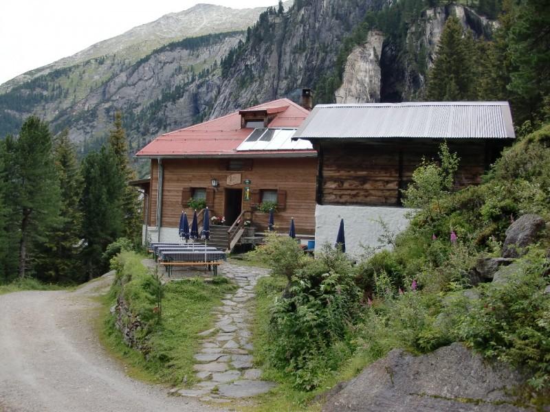 Grawandhütte 1636m