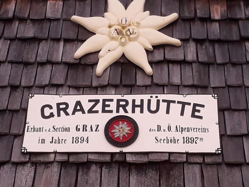 Grazer Hütte 1897m
