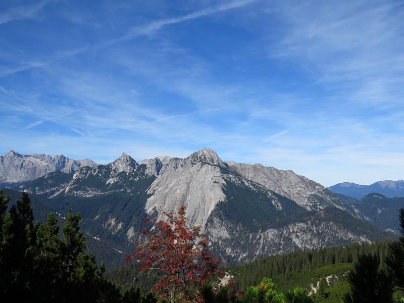 Große Arnspitze 2196m
