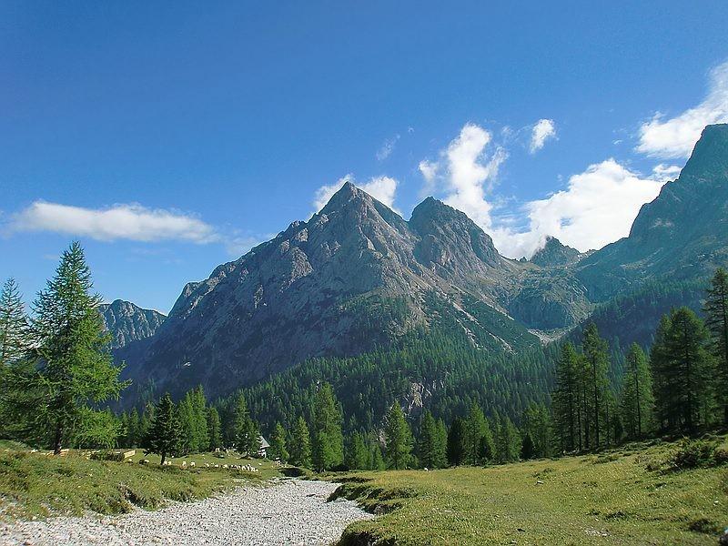 Große Gamswiesenspitze 2486m