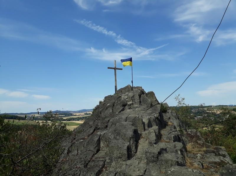 Großer Stein 465m