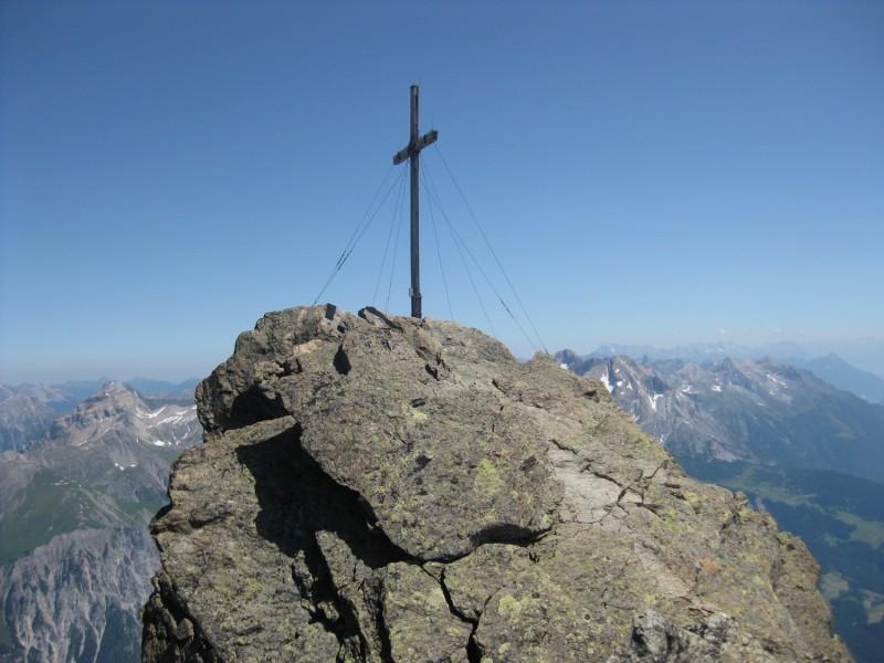 Hoher Riffler (Verw.) 3168m