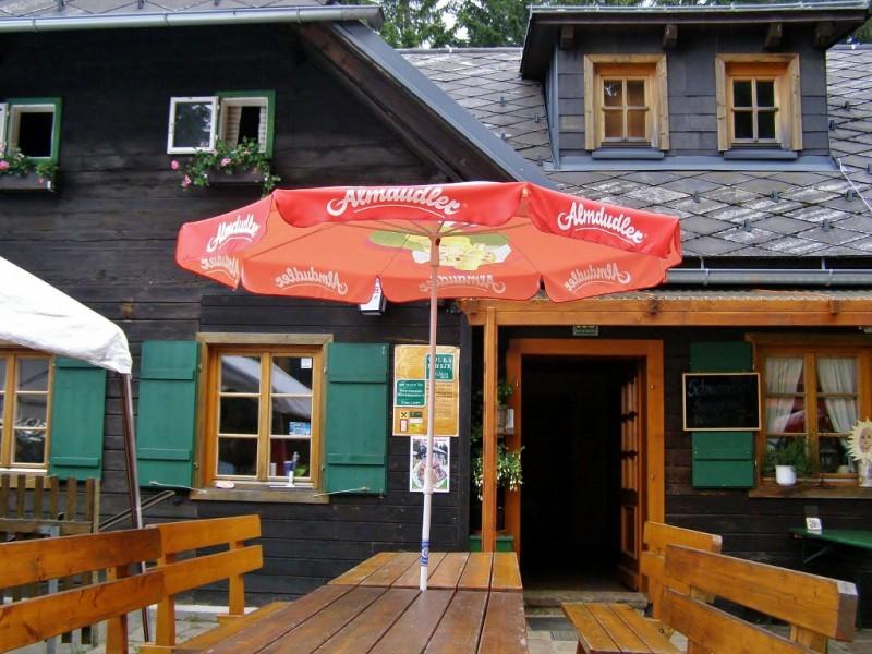Kaltwiesenhütte Jausenstation 1396m