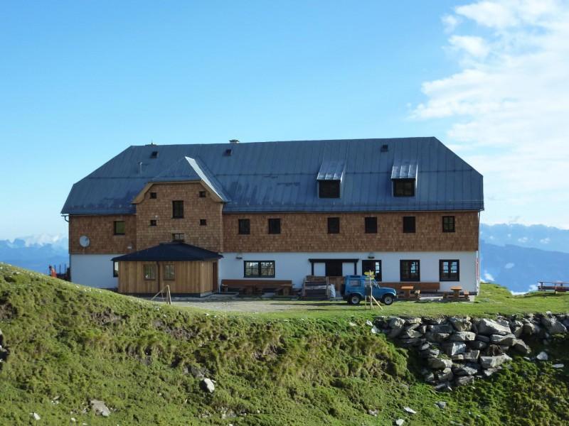 Krefelder Hütte 2295m