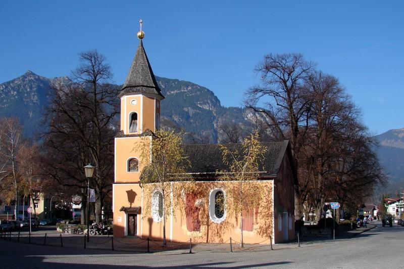 Partenkirchen 718m