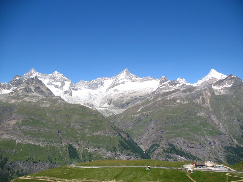 Riffelberg 2582m