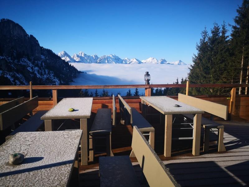 Rohrkopfhütte 1320m