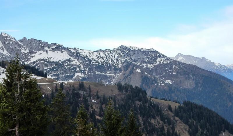 Roßfeld 1533m