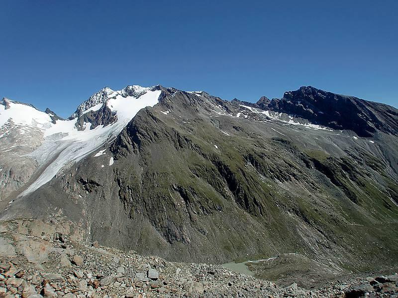 Südlichste Malhamspitze 3255m