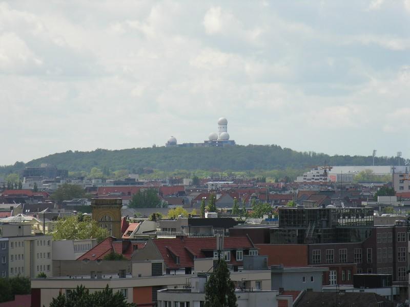 Teufelsberg 120m