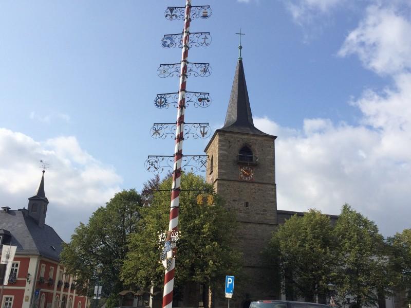 Weißenstadt 630m