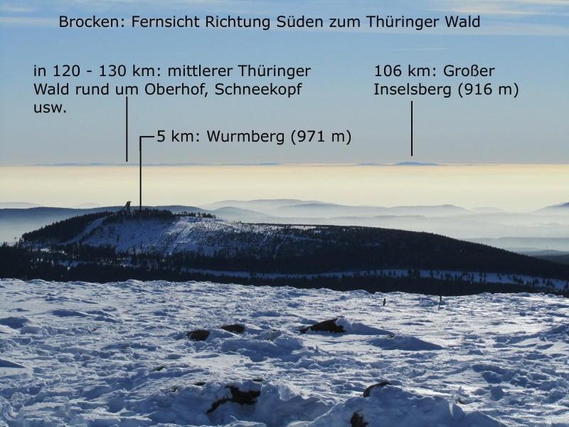 Wurmberg 971m