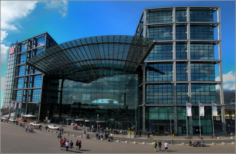 Berlin Hbf Berlin Hauptbahnhof Vormals Lehrter