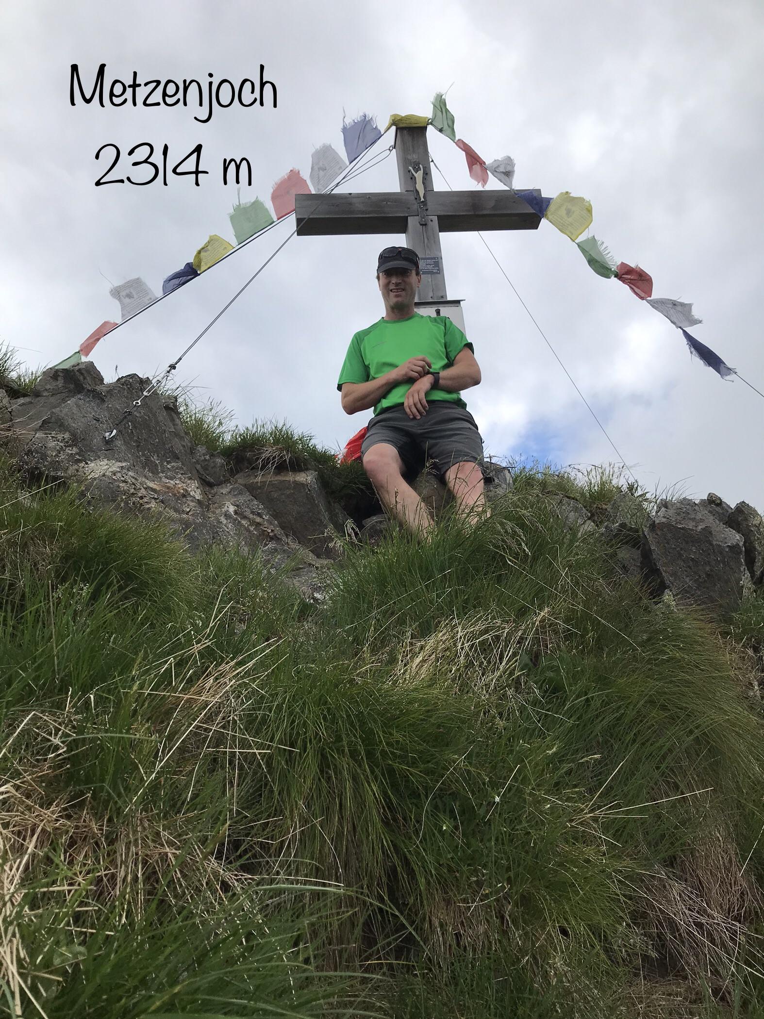 Metzenjoch 2313m
