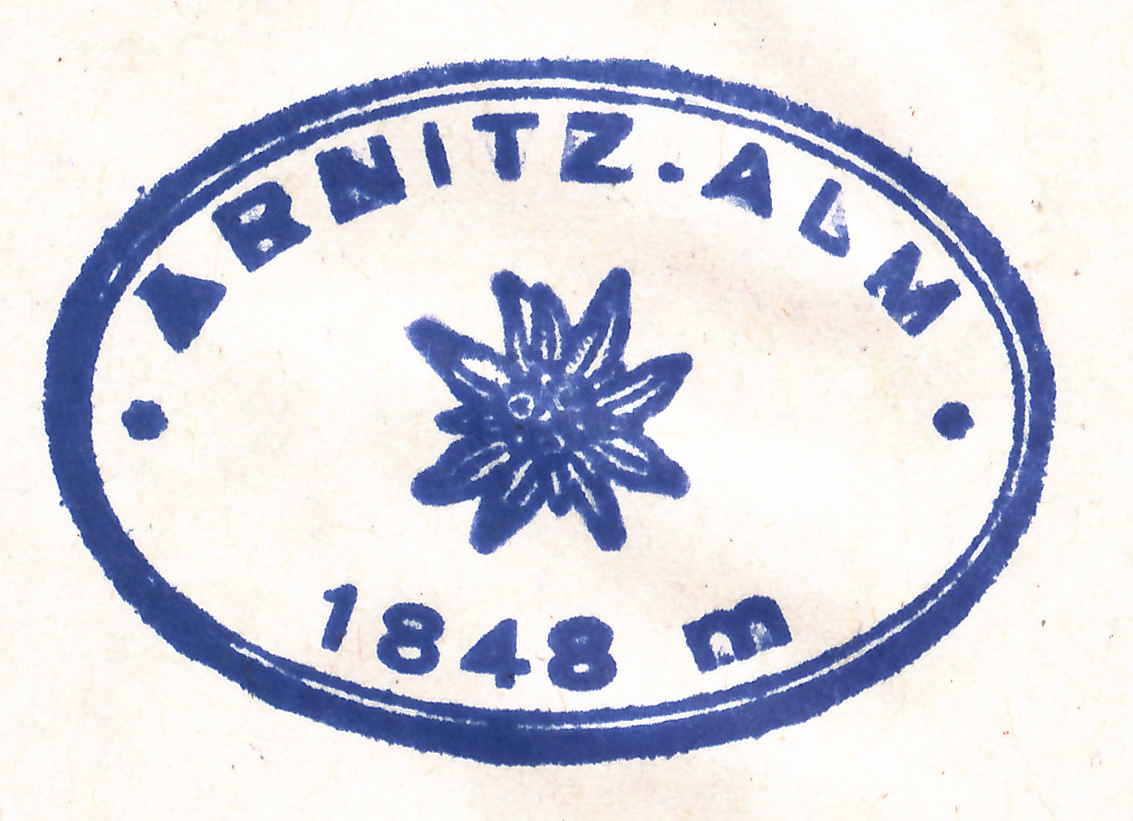 Arnitzalm 1848m