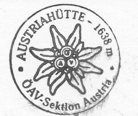 Austriahütte 1638m