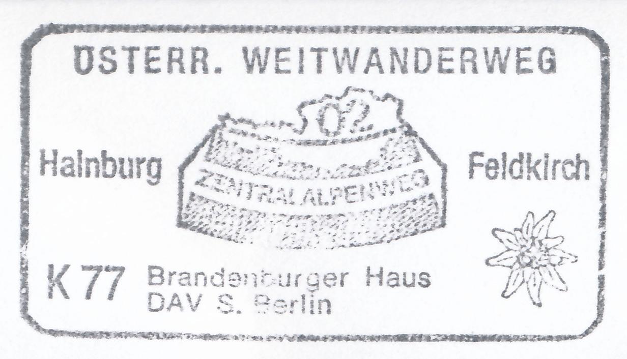 Brandenburger Haus 3277m