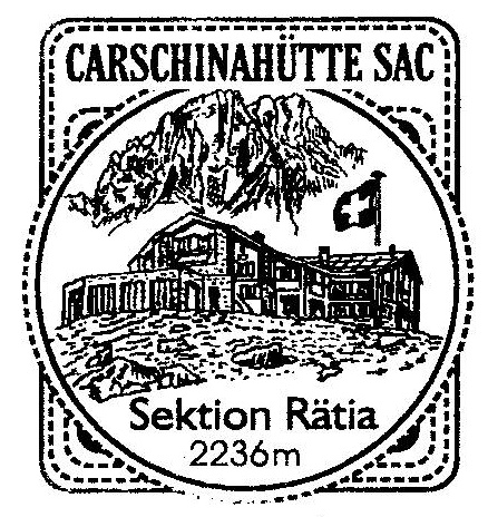 Carschinahütte 2236m