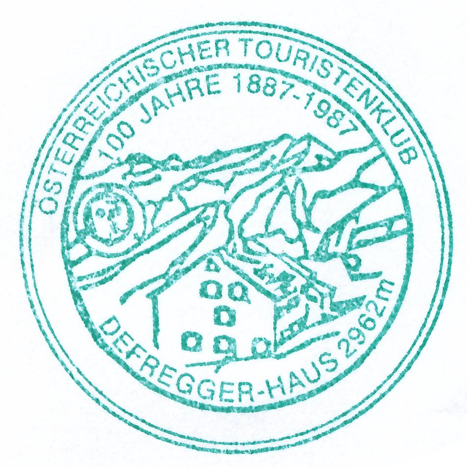 Defreggerhaus 2962m