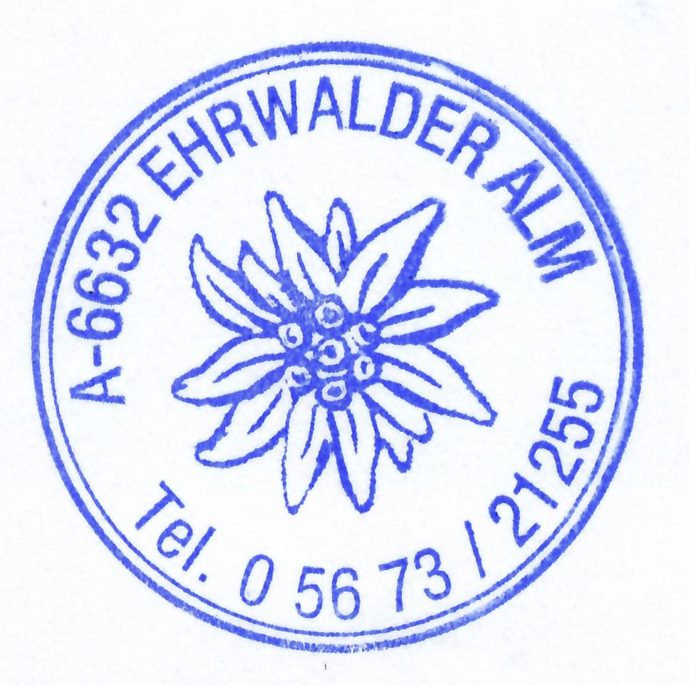 Ehrwalder Alm 1500m