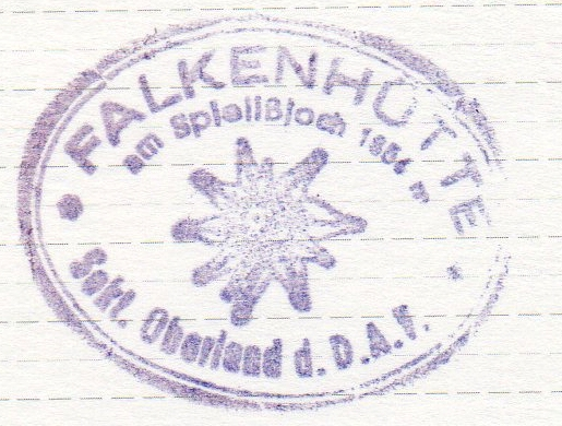 Falkenhütte [T] 1846m