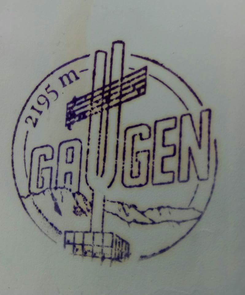 Gaugen 2195m