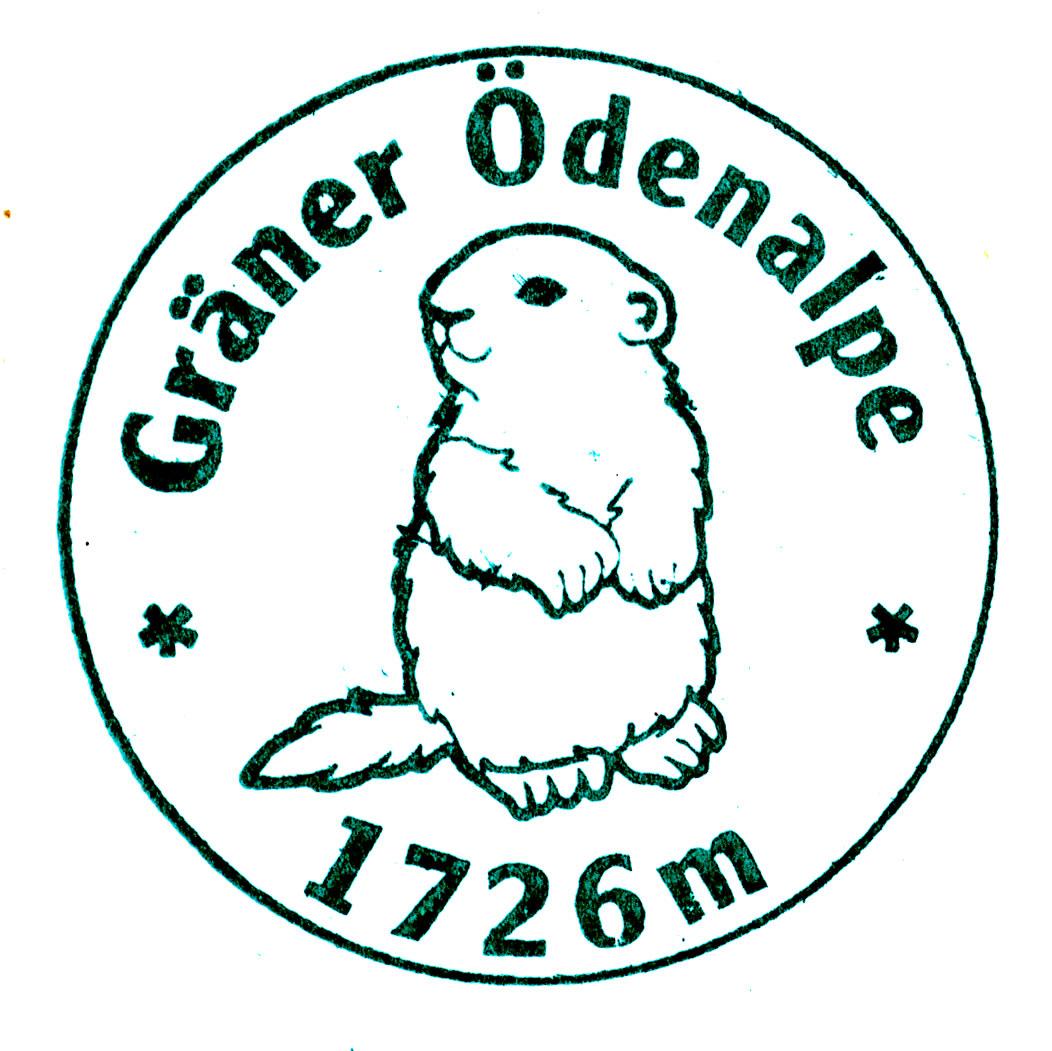 Gräner Ödenalpe 1714m