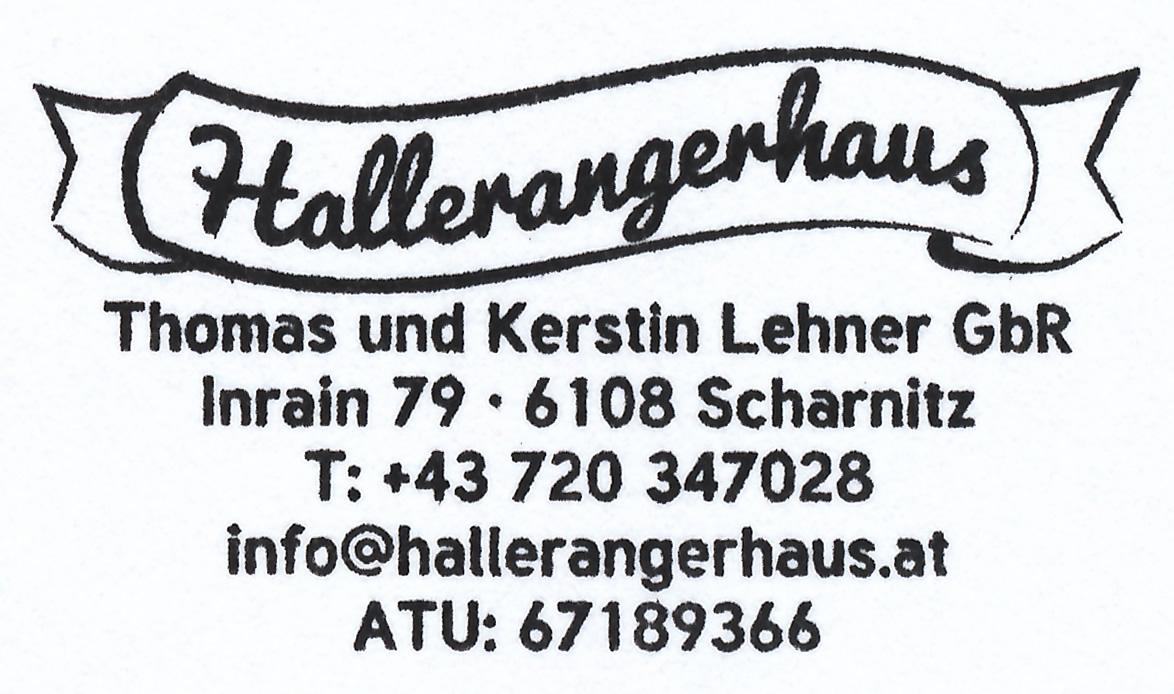 Hallerangerhaus 1768m