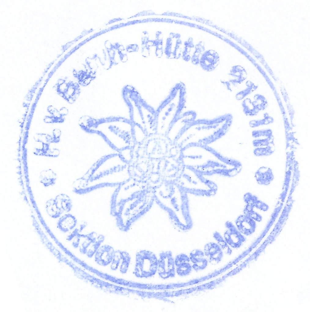 Hermann-von-Barth-Hütte 2131m