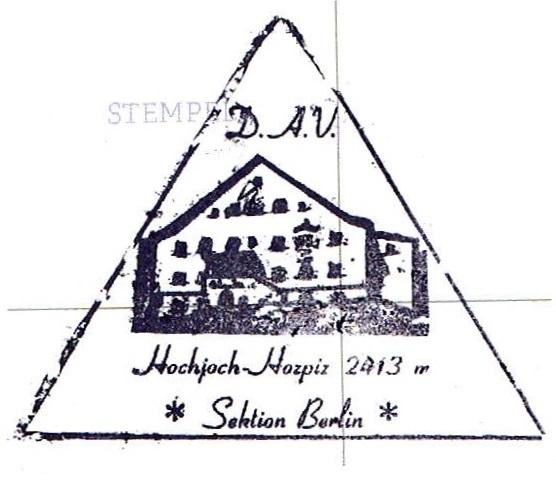 Hochjoch-Hospiz 2413m