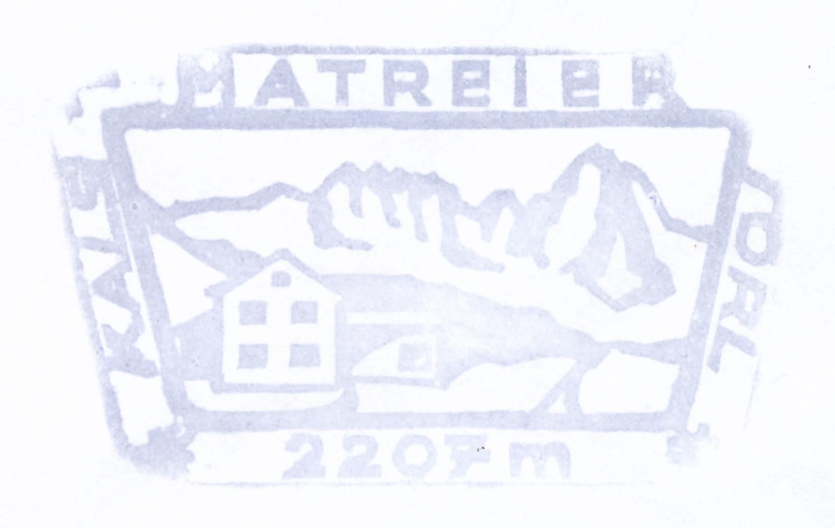 Kals-Matreier-Törl-Haus 2207m