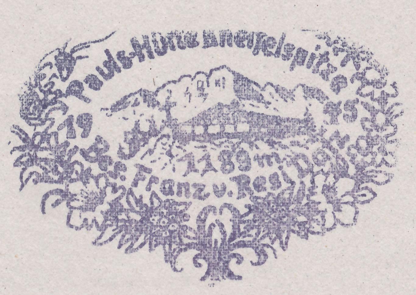 Kneifelspitze 1167m