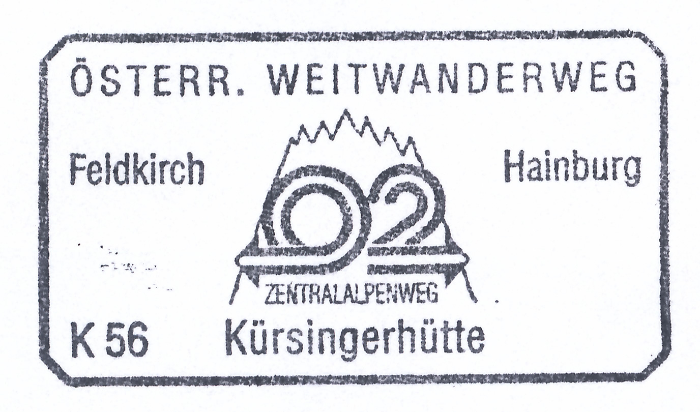 Kürsinger Hütte 2558m