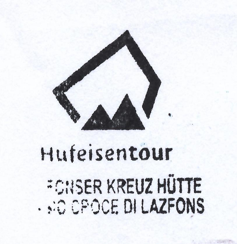 Latzfonser Kreuz 2311m