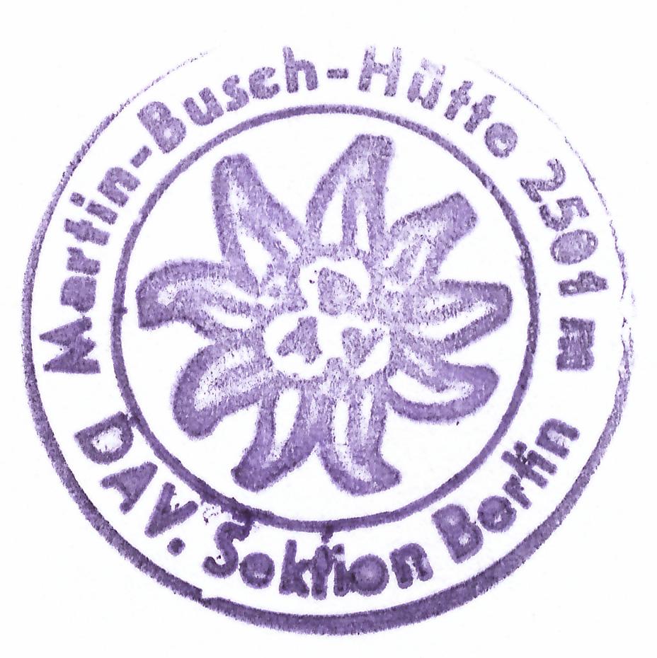 Martin-Busch-Hütte 2501m
