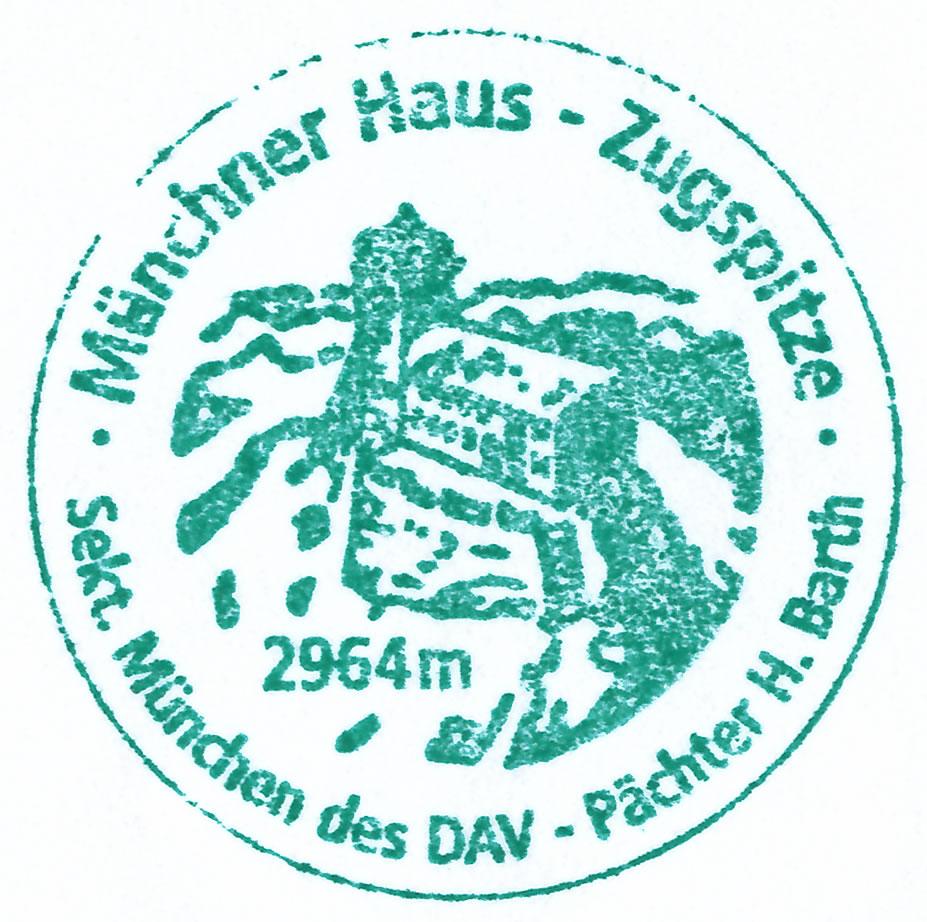 Münchner Haus 2959m