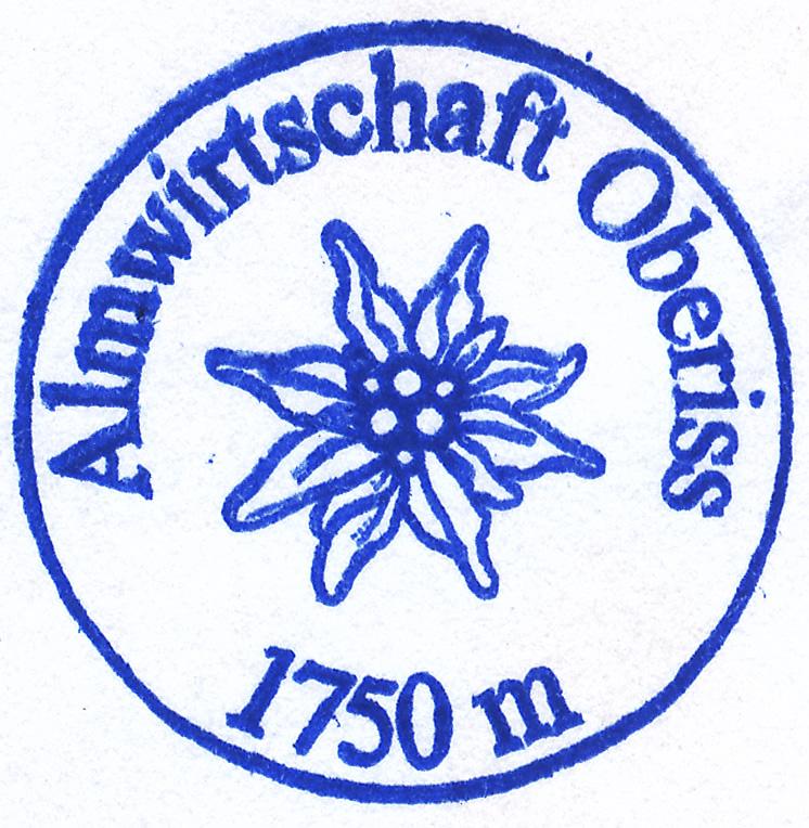 Oberissalm 1742m