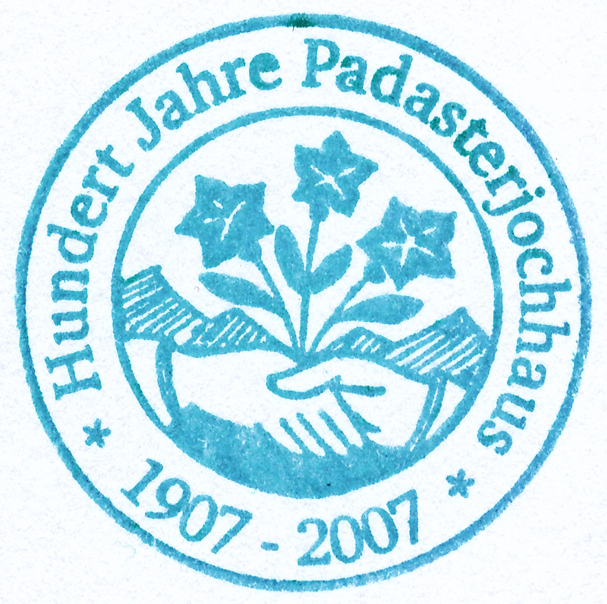 Padasterjochhaus 2232m