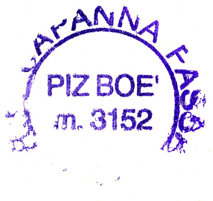 Piz Boe 3152m