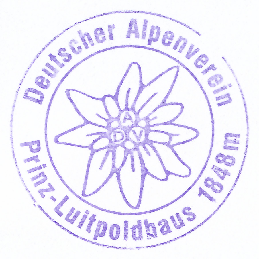 Prinz-Luitpold-Haus 1846m
