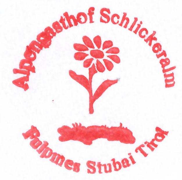 Schlicker Alm 1616m