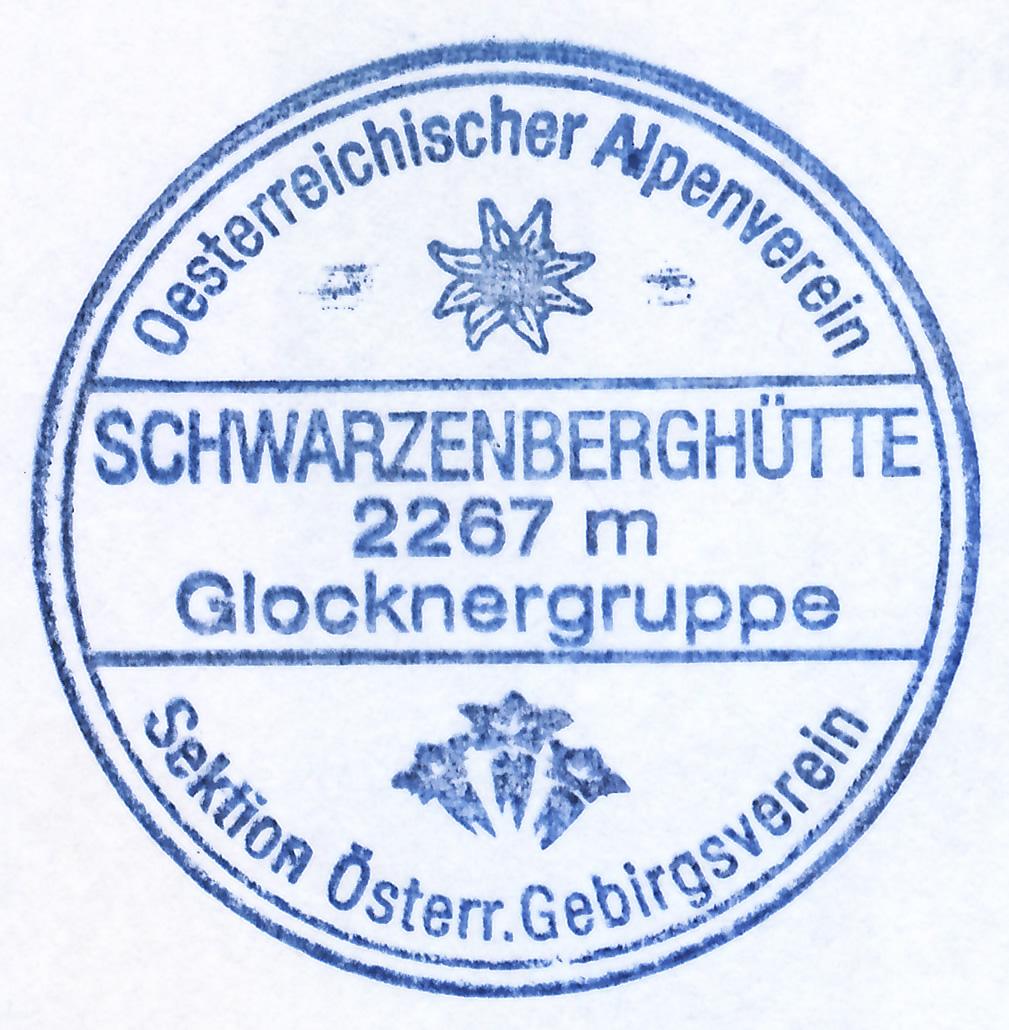 Schwarzenberghütte [S] 2267m