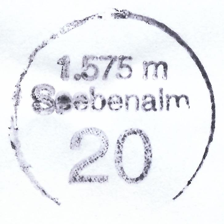 Seebenalm 1575m