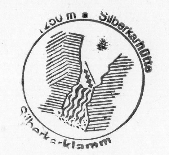 Silberkarhütte 1250m