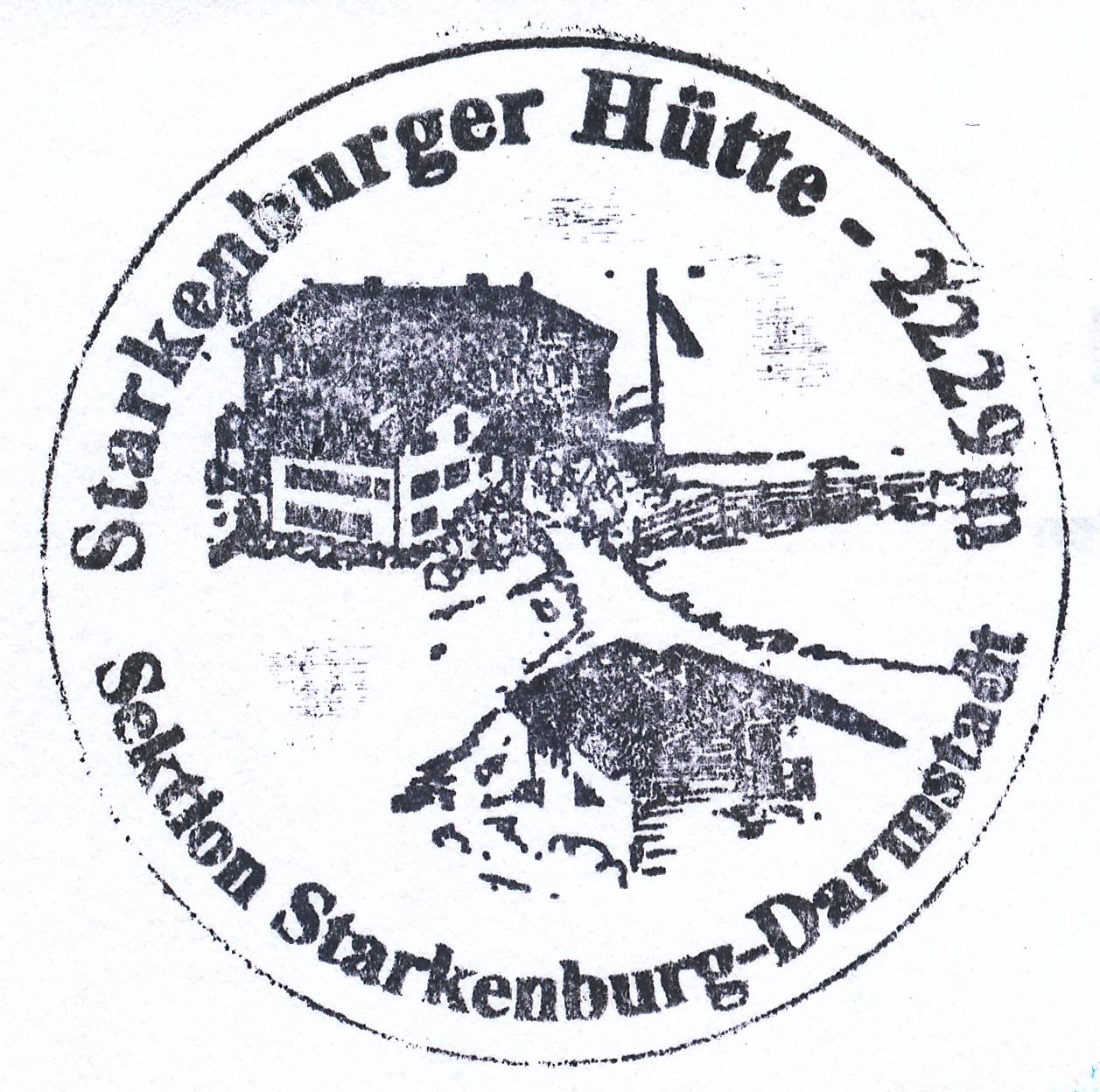 Starkenburger Hütte 2237m